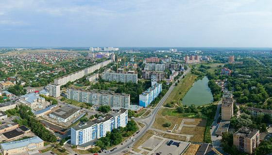 Панорама с воздуха